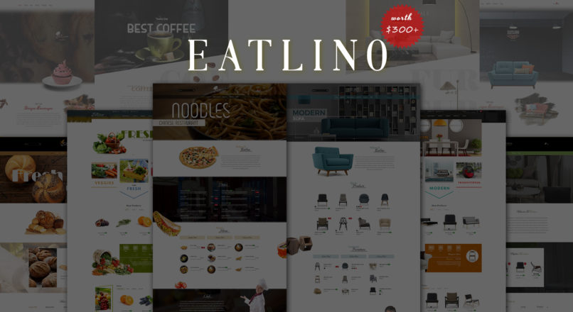 Eatlino Advanced Multipurpose OpenCart Theme