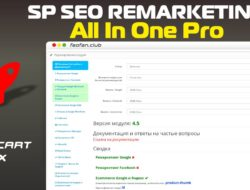 SP SEO Remarketing All In One Pro v.4.5