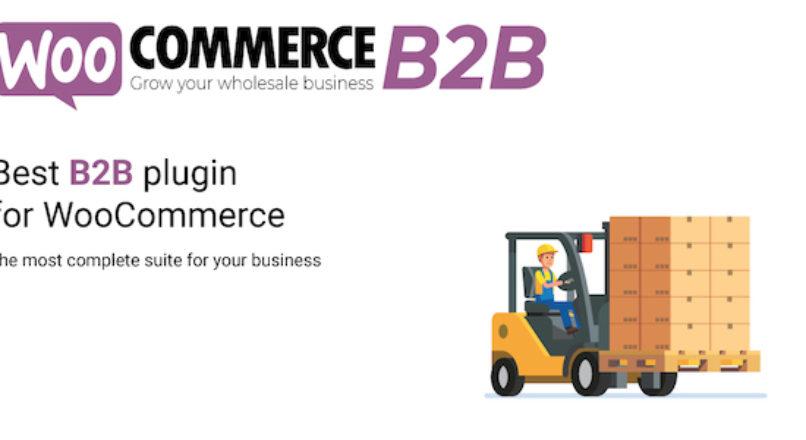 B2B for WooCommerce v1.8.6